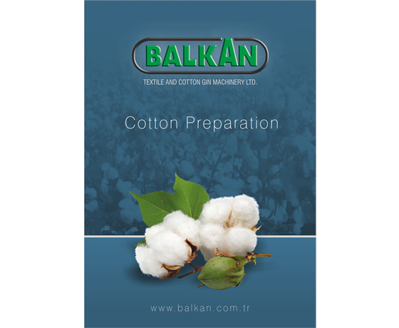 Bleach Cotton Prepering and Processing Machinery
